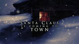 Dark Christmas Music - Santa Claus Is Coming To Town