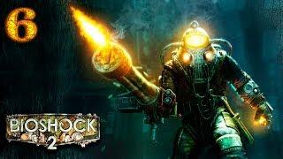 """BioShock 2: Remastered [60FPS] прохождение на геймпаде часть 6 Отель """"Синклер Делюкс"""""""