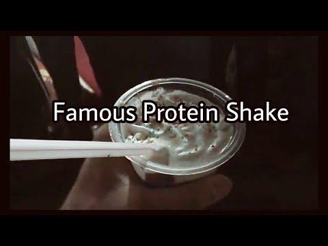 Protein shake | Hussainabad Karachi | Famous food street
