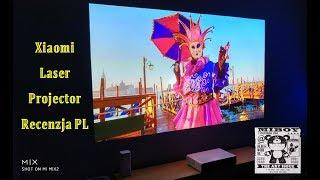 Xiaomi Laser Projector Recenzja PL - miboy.pl