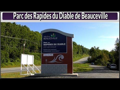 Parc des Rapides du Diable de Beauceville(Hier@Aujourd`hui)