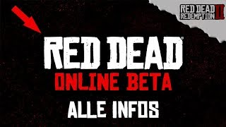 Red Dead Online Beta - Alle Infos & Details - NEWS Red Dead Redemption 2  Multiplayer wie GTA On