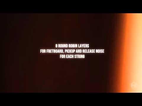 Rigid Audio NYLONIST for KONTAKT 5