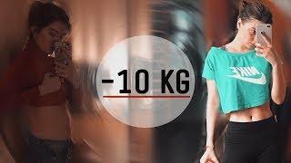 как похудеть на 10 кг  | моя история похудения | курсы мироновой