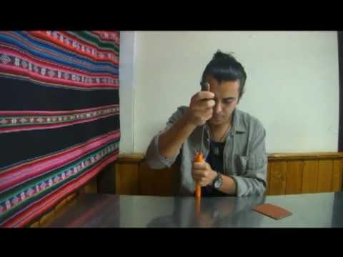 Video 2 como hacer una quena construcci n de la for Como construir una pileta de hormigon