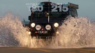 Ultima 180 215 LED Driving Lights
