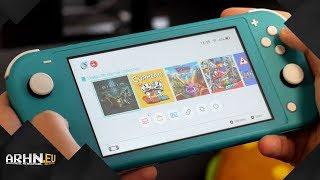 Recenzja Nintendo Switch Lite -- trochę... zbyt Lite?