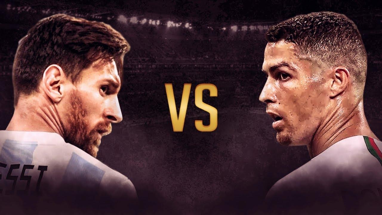 Prime Cristiano Ronaldo Vs Prime Lionel Messi Youtube