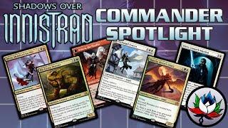 MTG - Shadows Over Innistrad EDH/Commander Deck Tech Spotlight for Magic: The Gathering!