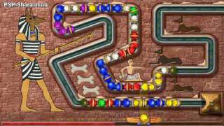 Luxor Wrath of Set PSP