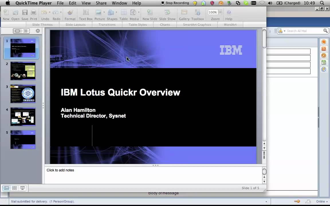 Ibm Lotus Quickr Overview Youtube