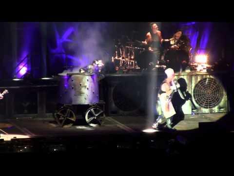 Rammstein - Live aus Bratislava 2011 multicam by VinZ