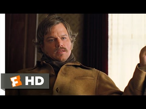True Grit (2/9) Movie CLIP - I'm a Texas Ranger (2010) HD