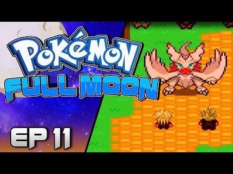 Pokemon Full Moon 🌙 (Fan Game) Part 11 Vladrim CASTLE!! Gameplay Walkthrough