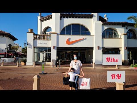 Mua sắm ở Mỹ mùa kh.ủng h.oảng  vắng tanh - San Clemente outlet