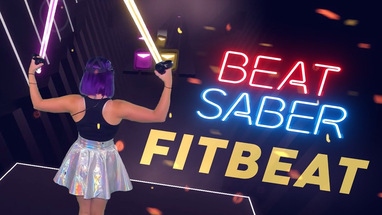 Download FITBEAT in BEAT SABER! (Free Fitness Song)