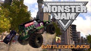 Monster Jam Battlegrounds PC Gameplay [60FPS]
