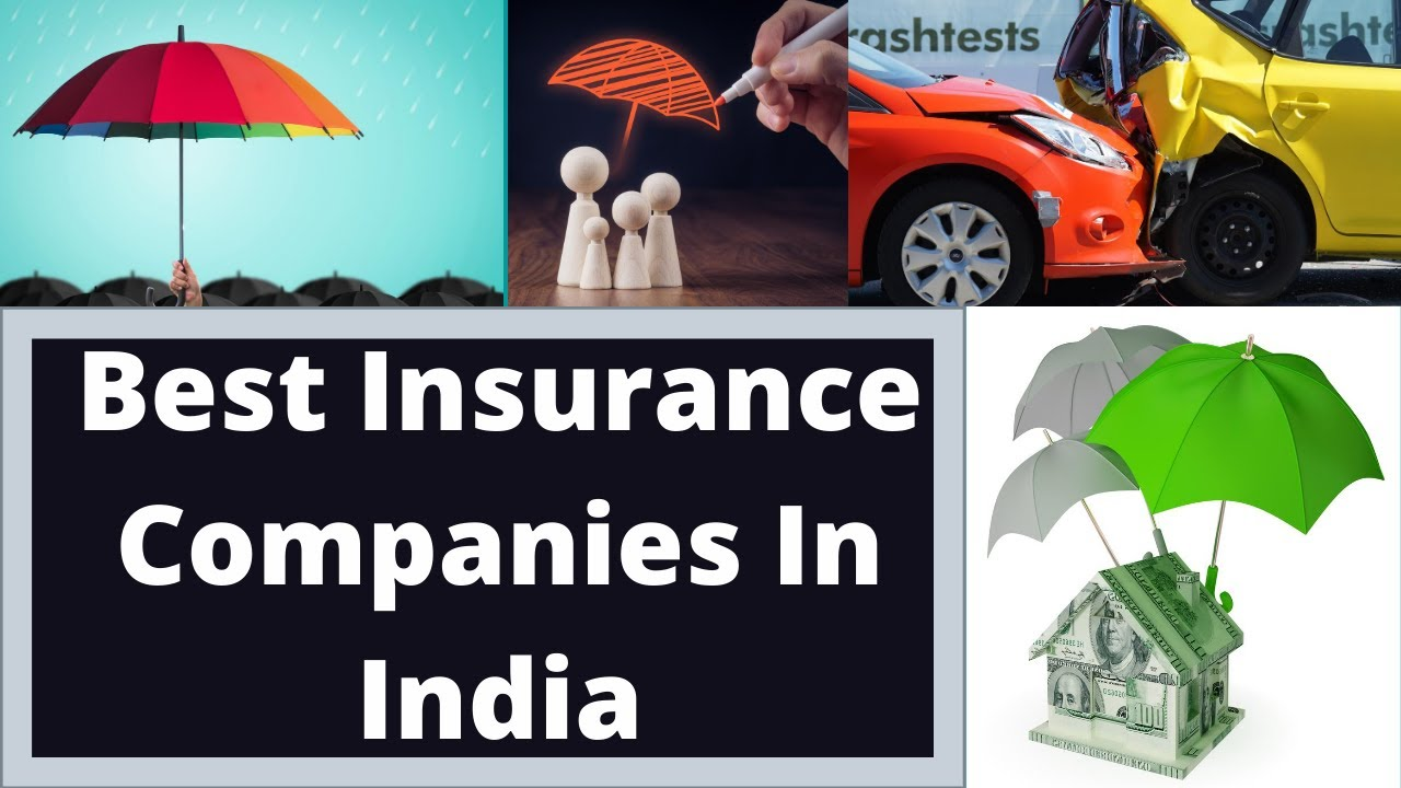 Top 10 Insurance Companies in India (2020) - YouTube