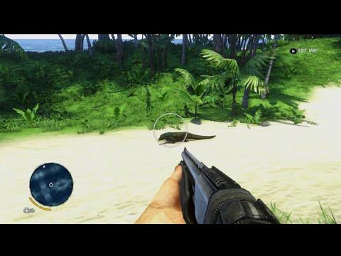 Far Cry: Komodo Dragon Infested Island! |