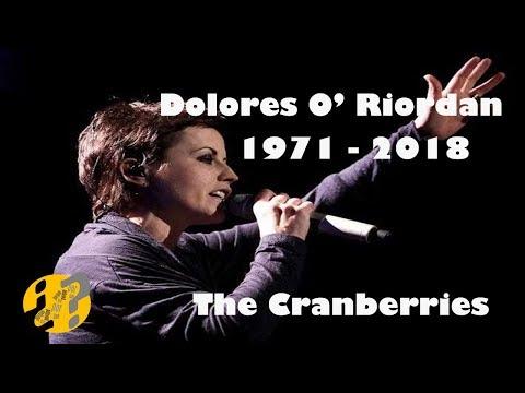 ¿Por qué murió Dolores O'Riordan vocalista The Cranberries? Tributo