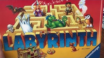 how to play the board game labyrinth