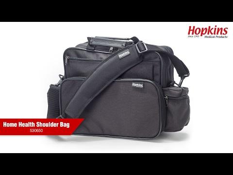 e271a63b489c Hopkins Home Health Shoulder Bag - Nursing Gear | Peer Reviews ...