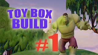 Disney Infinity 2.0 - Toy Box Build - So it Begins [1]
