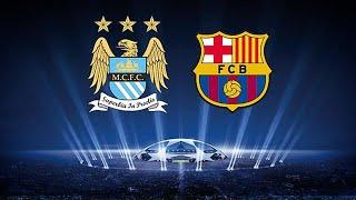 FIFA 15 | ВИРТУАЛЬНАЯ РЕАЛЬНОСТЬ | Лига Чемпионов 1/8 финала |  Манчестер Сити – Барселона - #1