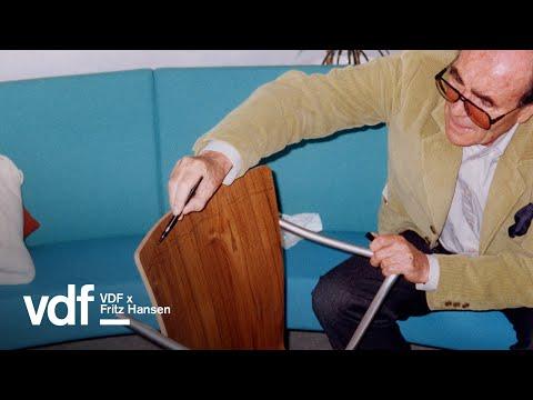 Talk: 100 Years Of Vico Magistretti | VDF X Fritz Hansen | Dezeen
