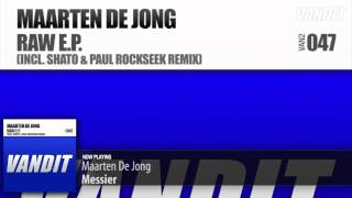 Maarten De Jong - Messier (Extended Mix