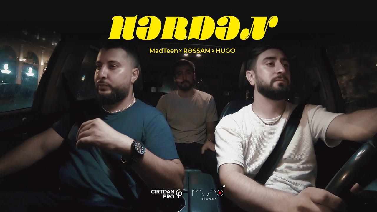 MadTeen x RƏSSAM x HUGO — HƏRDƏN (snippet)