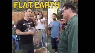Hot FLAT EARTH DEBATES from the FE Meetup in Denver, CO