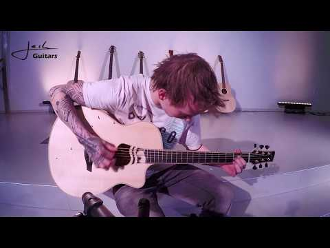 Jech Guitars -  All Of Me - Jon Schmidt - The Piano Guys - Guitar Cover