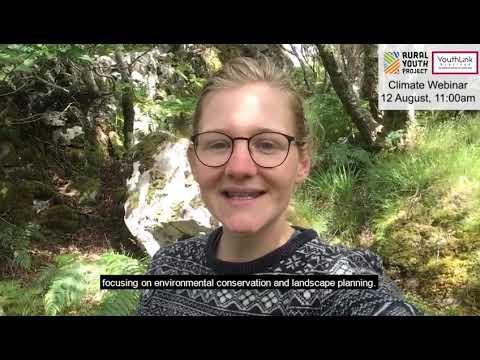 Climate Webinar: Catriona Bullivant, Scottish Highlands
