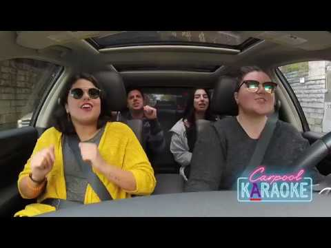 Achievers Carpool Karaoke