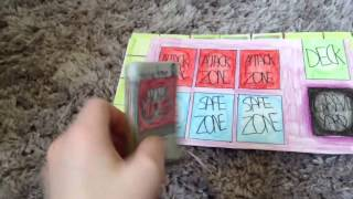 ||OLD CARDS + MORE||Homemade TCG||