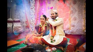 Gauri & Swapnil Highlights 4K