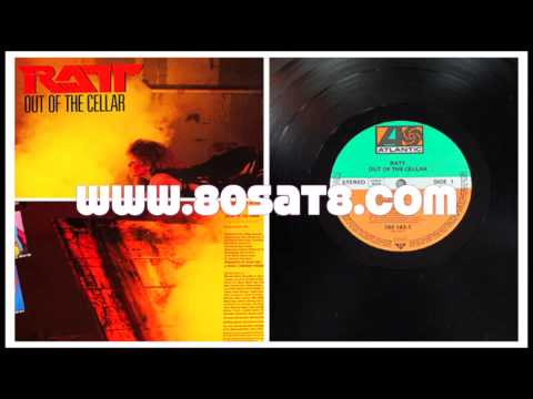 Ratt Out of the Cellar - Vintage Vinyl Recording - Full Album