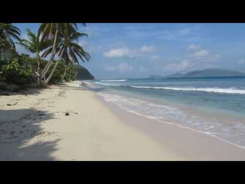 Walk along Long Bay, Tortola, BVI
