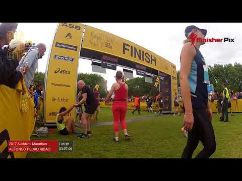 2017 Auckland Marathon