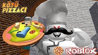 Kötü Pizzacıdan Kaçış!! - Panda ile Roblox Escape The Evil Pizzeria Obby!