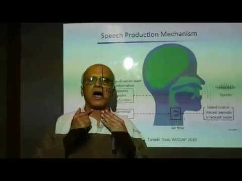 01 ASR : speech signal processing