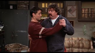 Friends HD   Joey dances with Mr. Treeger