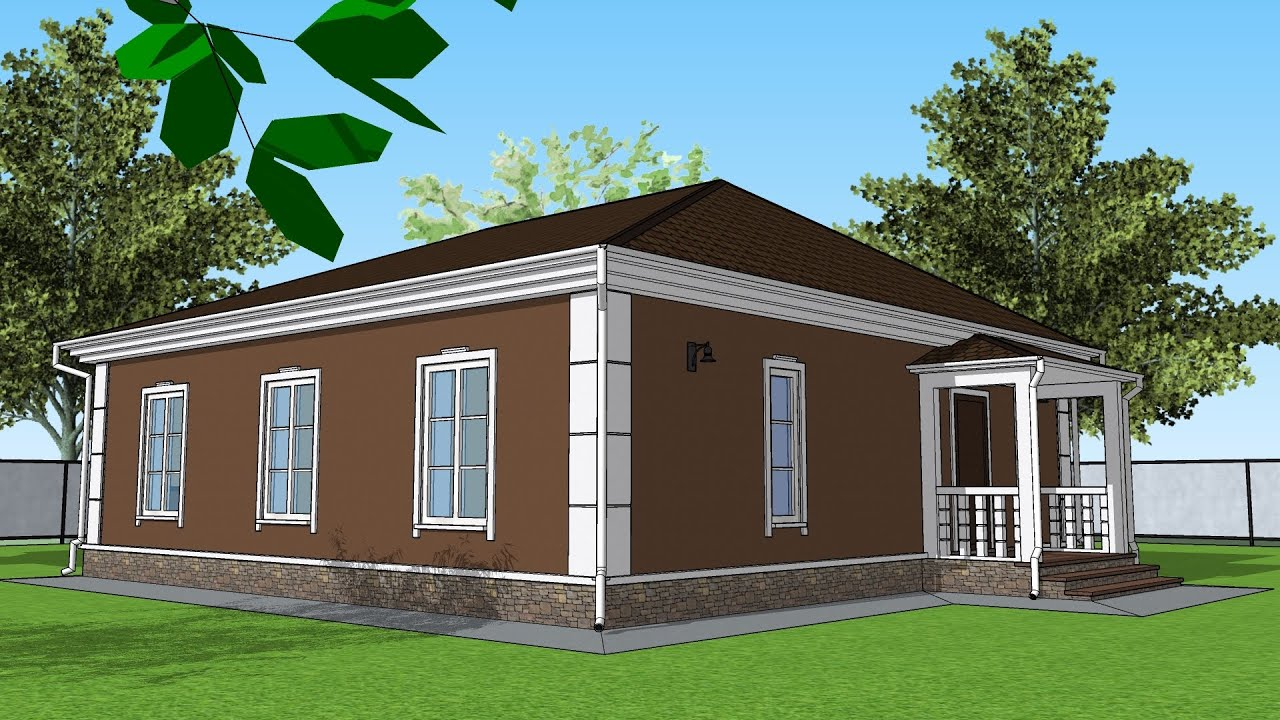 Проекты домов 10 на 10 метров | 720x1280