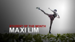 Evolve MMA | Student of the Month: 30 year old Maxi Lim
