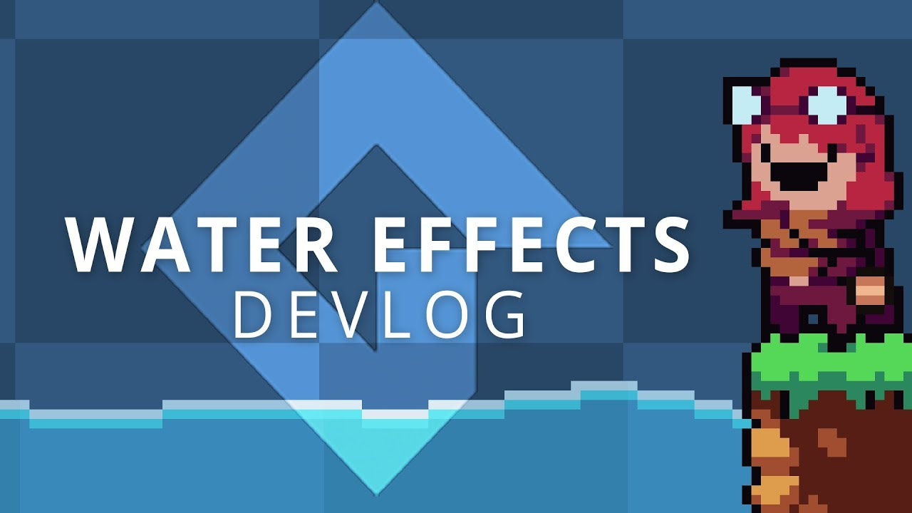 GameMaker Devlog: Water Shader & Physics