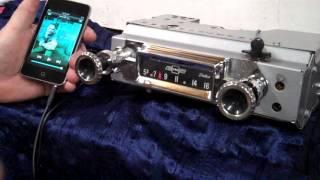 1960 thru 1963 Chevrolet C10 Pickup Truck Original AM Radio