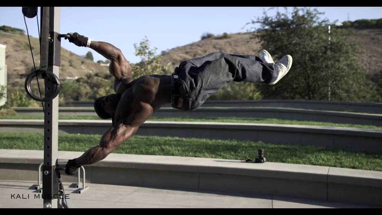 kali muscle superhuman monster - youtube, Muscles