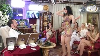 Adnan Oktar'ın kediciği Sibel'in güzel dansı