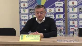 Mezőkövesd Zsóry - Újpest (1-3) Tomiszlav Szivics